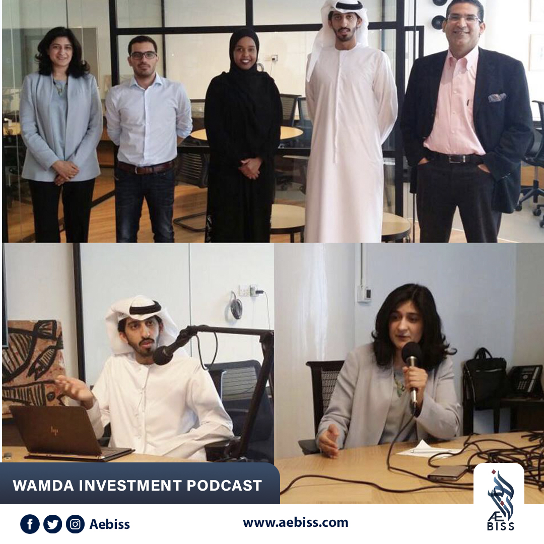 Guest at WAMDA investment podcast